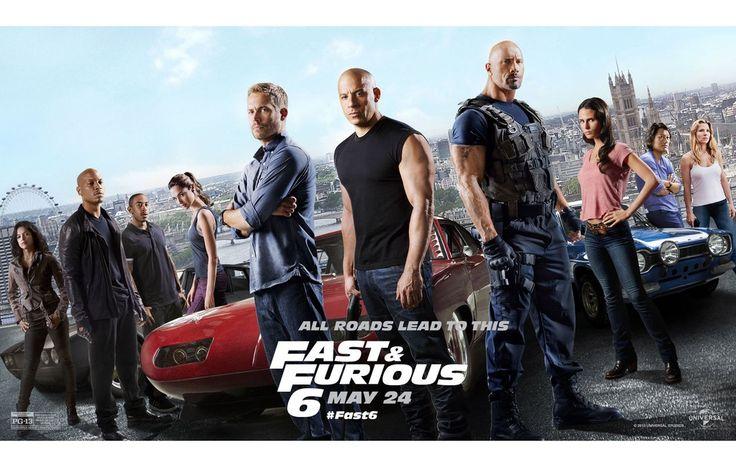 Critique du film d'action Rapides et dangereux 6 http://mesopinions.ca/divertissements/rapides-et-dangereux-6/