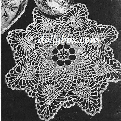 free vintage crochet patterns pdf