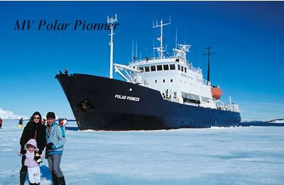 POLAR PIONNER - AURORA EXPEDITIONS