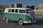 1963 VW Safari Bus
