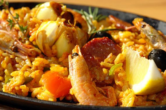 Traditional Spanish Paella Recipe