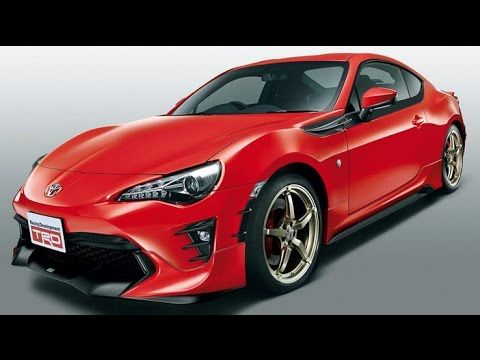 2017 TOYOTA GT86 - Amazing Driving and Sliding With Exterior and Interio...