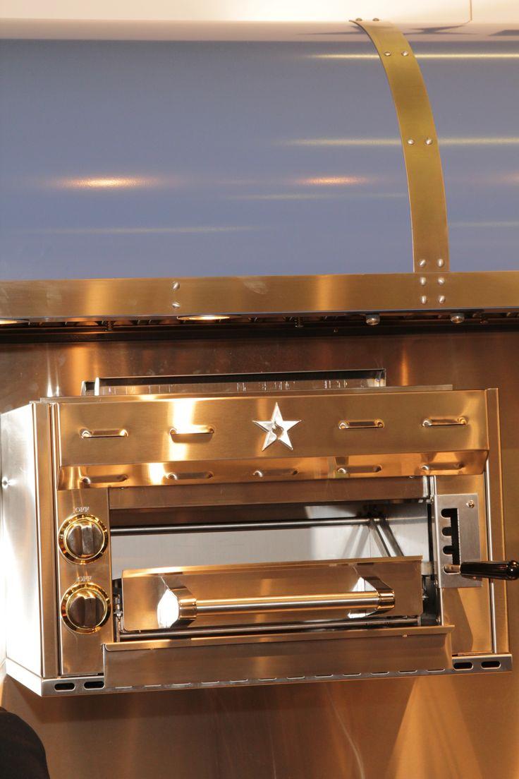 Salamander Kitchen Appliance