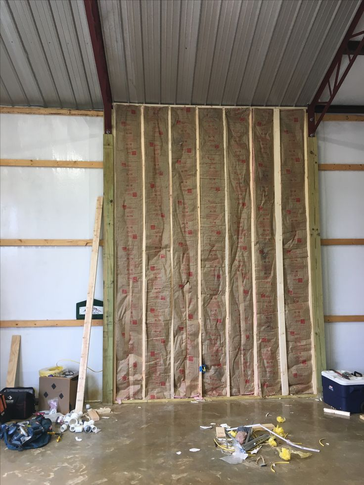 9 Best Pole Building Insulation Images On Pinterest