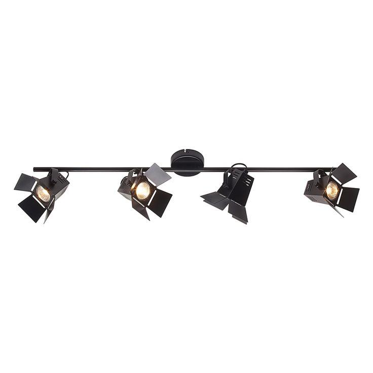 Plafondlamp Movie - 4 lichtbronnen