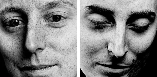 Powerful Portraits of Individuals Before and Directly After Their Death - Feature Shoot