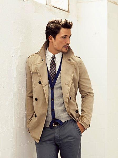 men's fashion & style — H. by Mango Autumn/Winter 2013