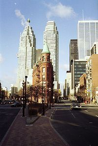 Front Street (Toronto) - Wikipedia, the free encyclopedia