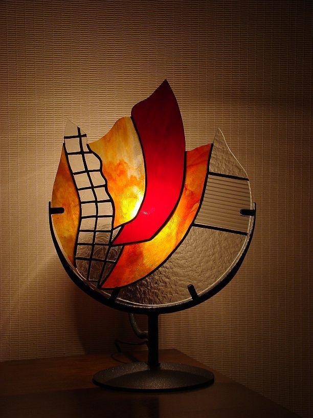 Lampe Vitrail Art Deco Free Objet With Lampe Vitrail Art Deco Best