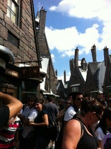 Tips to avoid crowds at Wizarding World of Harry Potter