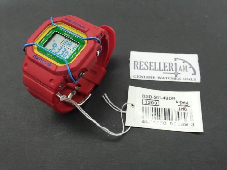 Casio Baby-g BGD-501-4B