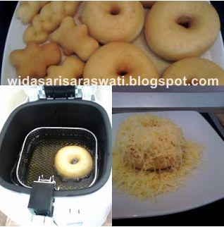 My Little World: Resep donat kentang enak dan empuk