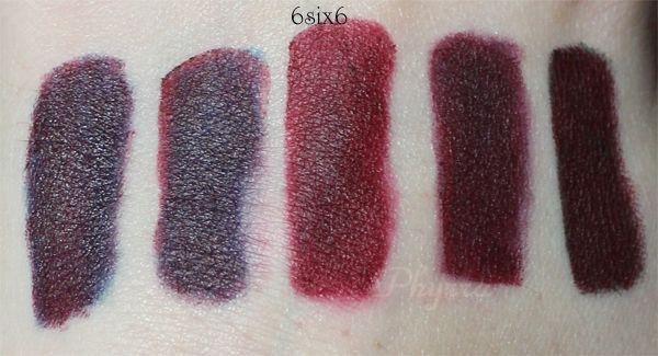 Melt Cosmetics 6six6 Lipstick Review @Melt Cosmetics #vegan #crueltyfree #beauty #makeup #red #burgundy #matte #lipstick