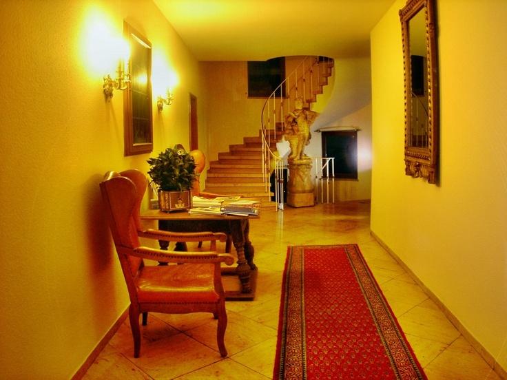 Aufgang zu den Hotelzimmern, Hotel Platengarten Ansbach, Germany, hotel-rooms, #hotel #ansbach #zentral  #romantisch #denkmal #historisch