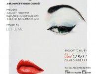 Flyer Fashion Cabaret