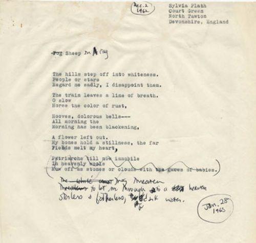 'Daddy' by Sylvia Plath