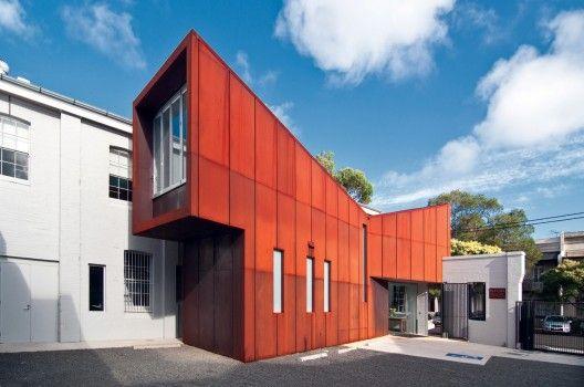 Old Tannery School / Tonkin Zulaikha Greer Architects, Greer Hindmarsh Architects. Австралия,  Новый  Южный  Уэльс,  Ватерлоо.