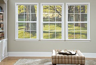 16 best single hung windows images on pinterest single for Best new construction windows