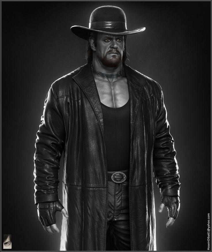 Here is the Undertaker sculpt I did for WWE. pose renders coming soon! hope you like it cheers, https://www.facebook.com/TheArtofHosseinDiba https://www.instagram.com/hossein.diba