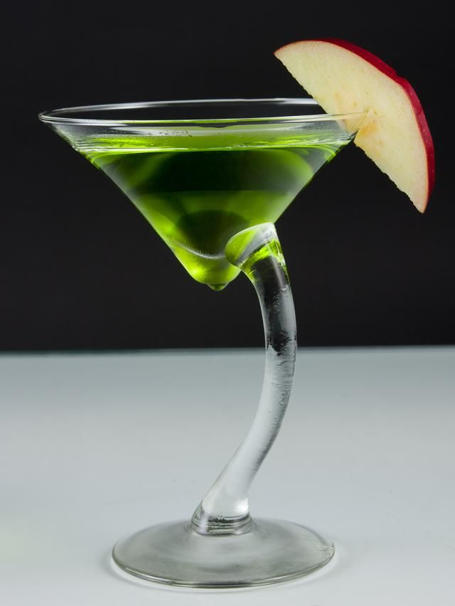 The Apple Martini (or Appletini) is a popular cocktail and there are many ways to create one. Find a full list of apple-flavored martini recipes here.