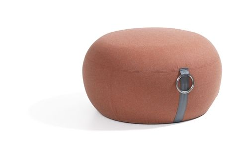Pucca stool/foot rest/pouffe by Stefan Borselius for Bla Station