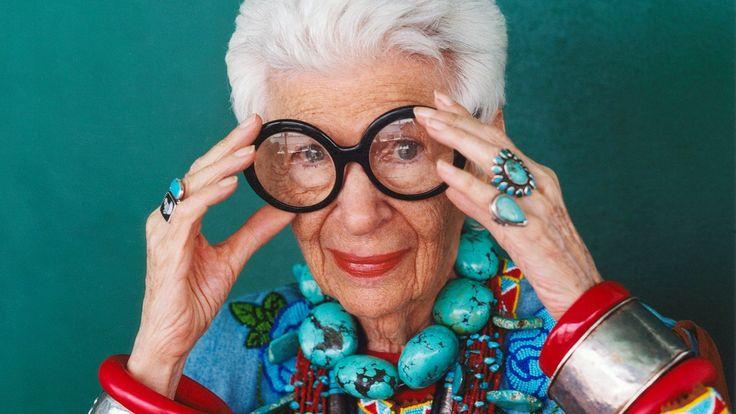 Iris Apfel, The Subject of Albert Maysles's Last Documentary ...
