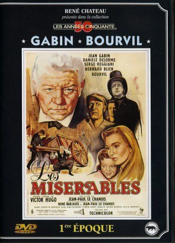 best les miserables imdb ideas les miserables  les miserables 1958 imdb