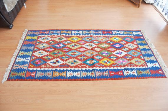 amazing bright diamond design kilim rug turkish rug turkish kilim rug vintage kilim traditional rug