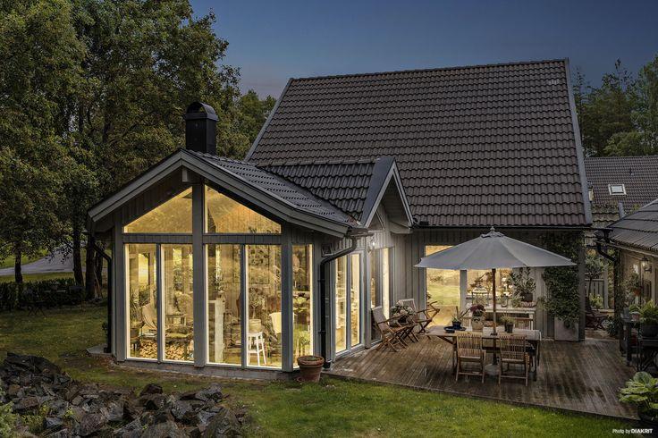 Stensoppsgatan 19, Enköping – Gånsta – Villa till salu – ERA Sverige