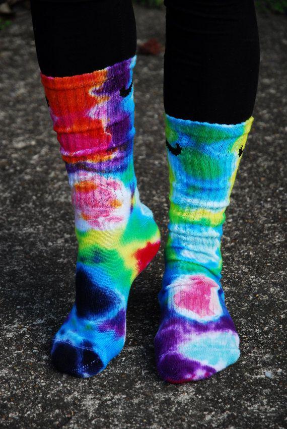 Best 25 Tie Dye Socks Ideas On Pinterest