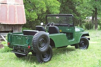 AM General Jeep CJ-6