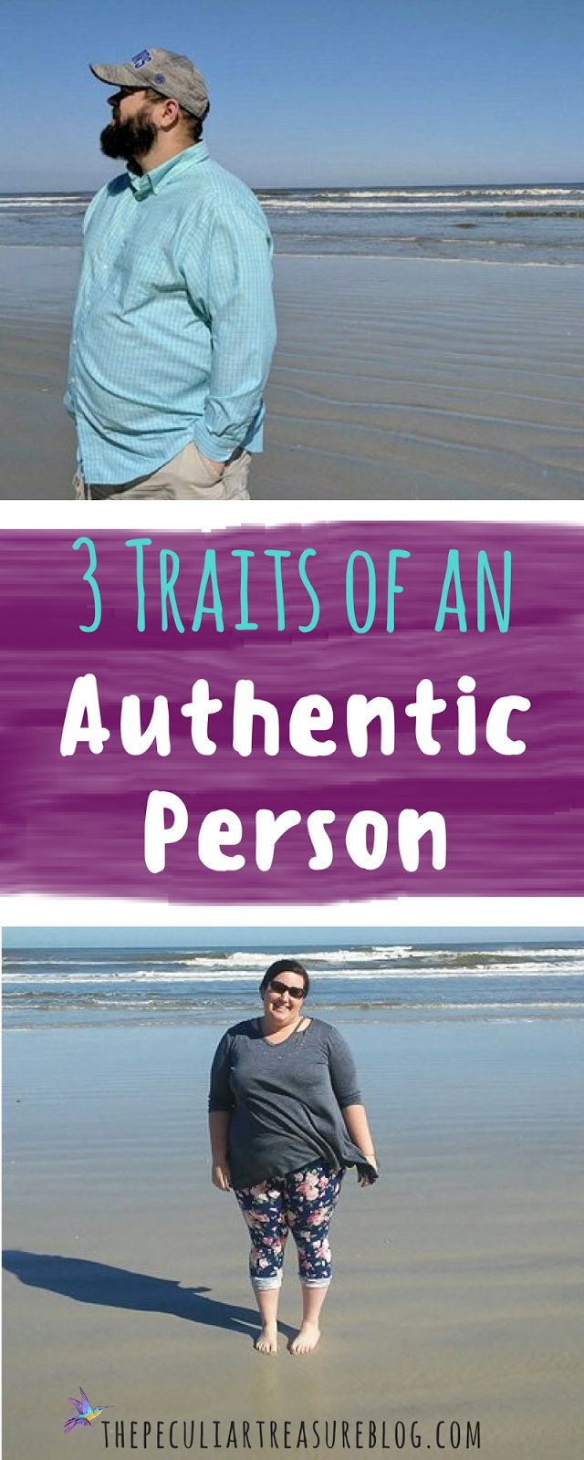 What Does It Mean to Be an Authentic Person? Here are 3 Traits that mark authenticity. #authentic #authenticity #faith #Christianity