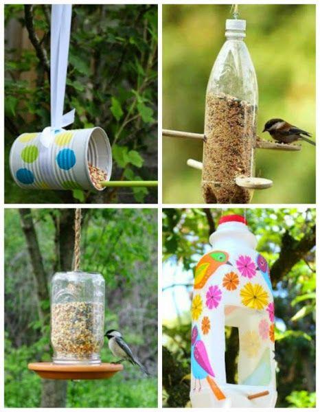 Mais de 1000 ideias sobre manualidades para el jardin no for 1000 ideas para el jardin