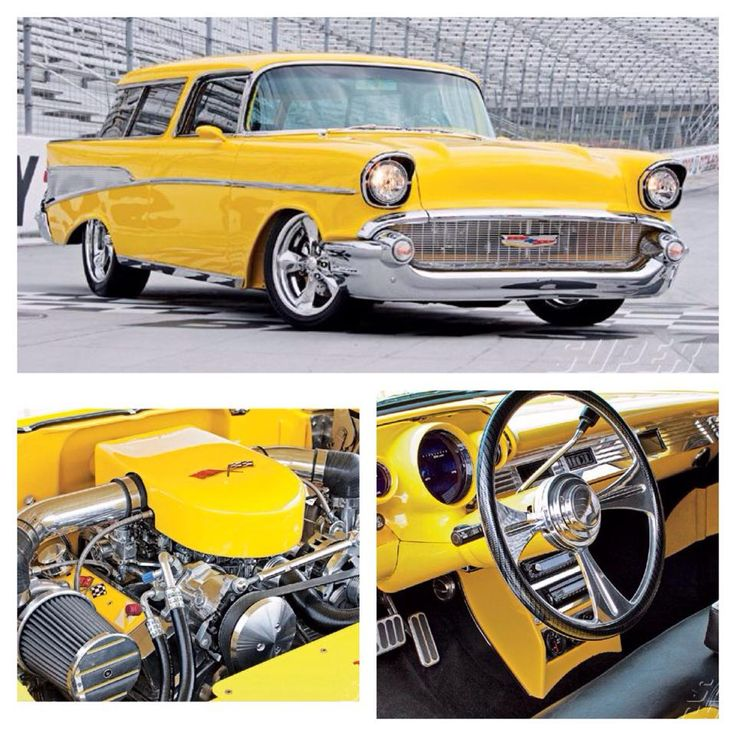 1000 Images About 1951 To 1959 Carz On Pinterest: 1000+ Images About 56 Chevy On Pinterest