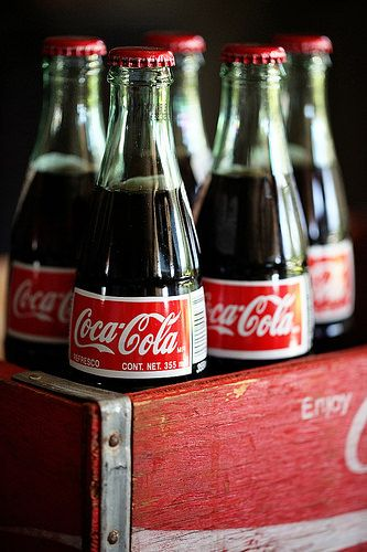 Coca  Cool and Refreshing