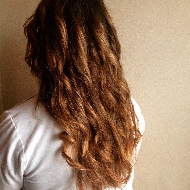 Fale  i loki . #waves #curl #loki #fryzjer #fryzjerwilanów #barberwilanow #włosy #długie #hair  #hairstyle #longhair