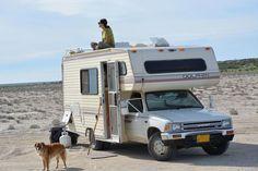 Warum wir uns für ein Toyota-Reisemobil entschieden haben   – Camping tools