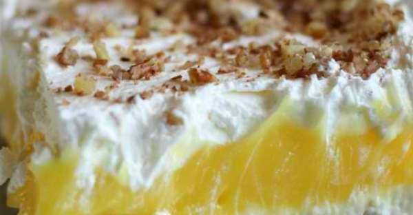 Who would not enjoy this luscious layered lemon delight—an easy to make, layered lemon cake recipe ...