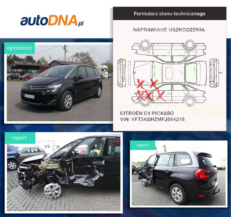 Baza #autoDNA - #UWAGA! #Citroën #C4 #Picasso https://www.autodna.pl/lp/VF73ABHZMFJ564218/auto/9b07437bd95b3cdf80715deafb498dcb2863f9cb https://www.otomoto.pl/oferta/citroen-c4-grand-picasso-skora-ful-5157km-jak-nowy-ID6ySMQb.html