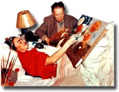 Enviado: 23/02/2014 10:32 Frida Kahlo y la expresión del dolor