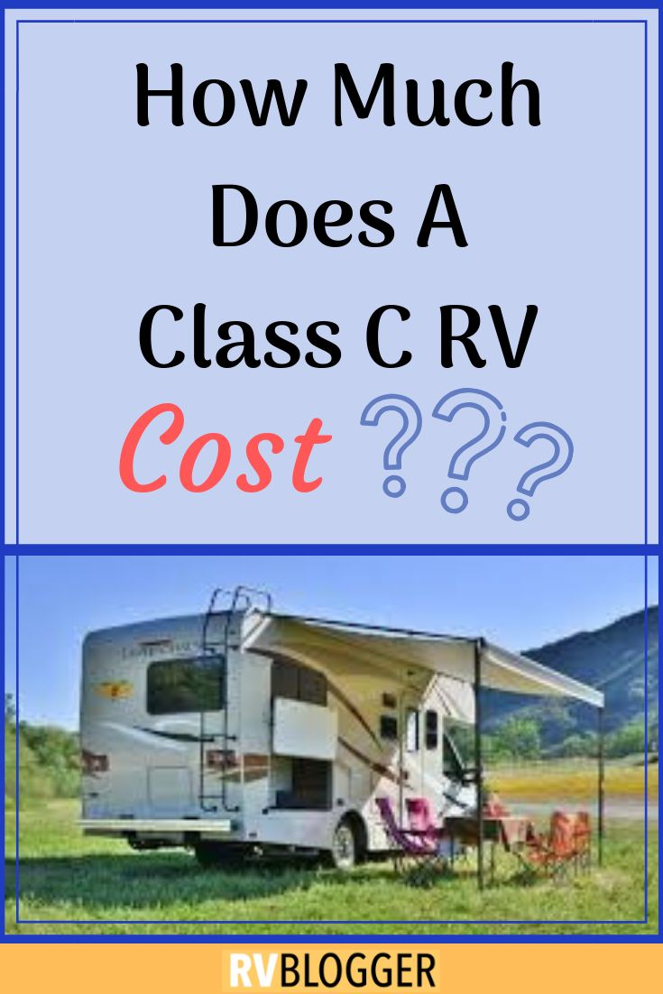 How Much Does a Class C RV Cost Class c rv, Camping for