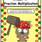 This is a fun, competitive game that has students practicing fraction multiplication in the best way possible! They will love it, I promise! Studen...