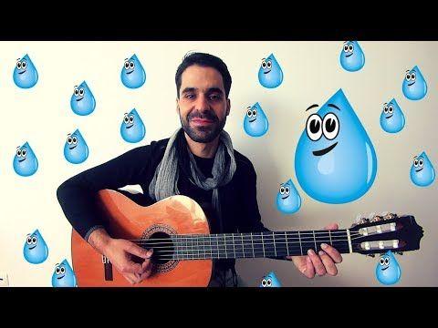 Músicas Infantis na Guitarra - A chuva é um Ping-Ping - YouTube