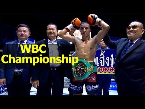 Wanchana Sepefaytmat VS Aagut Kattiawan - WBC ASIA World Boxing Council | 26/01/2018
