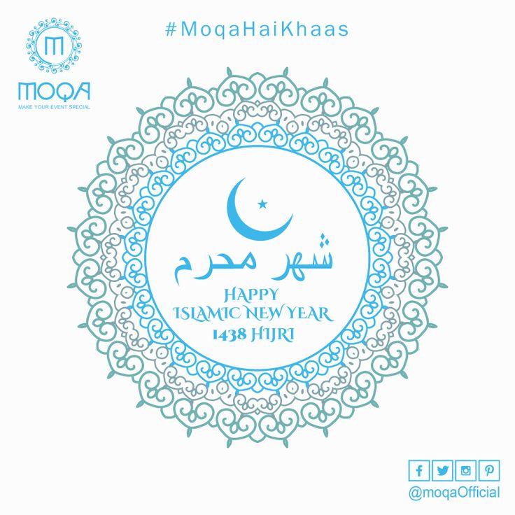 Happy Islamic New Year 1438 Hijri.  #IslamicNewYear #Moqa #MoqaHaiKhaas #Nspire #Netsol