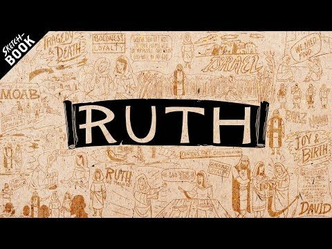 The Bible Project - Great animated video explaining the book of Ruth