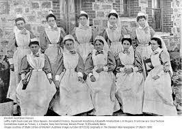 anglo boer war nurses uniform - Google Search