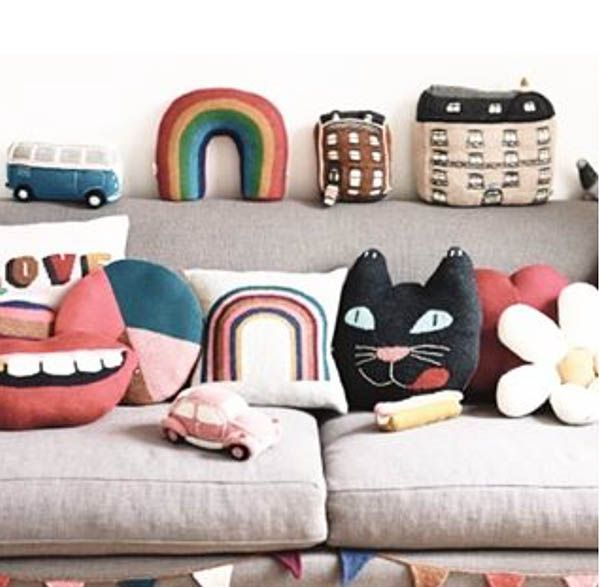 The Wonderful New Decor Collection From Oeuf NYC | The Junior