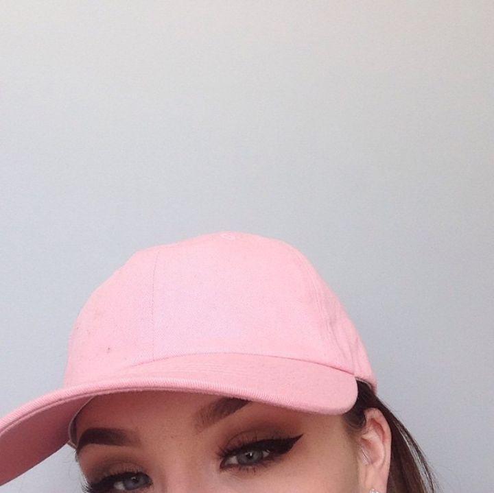 Cognacsupreme Light Pink Hat Baseball Hats Hats