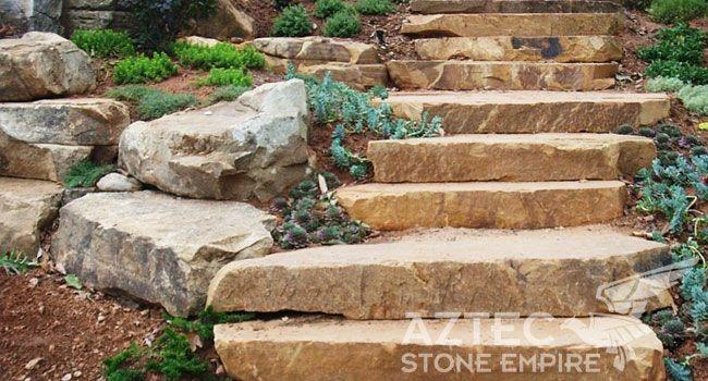 I Want A Flagstone Step Or 2 Somewhere In My Yard Stone